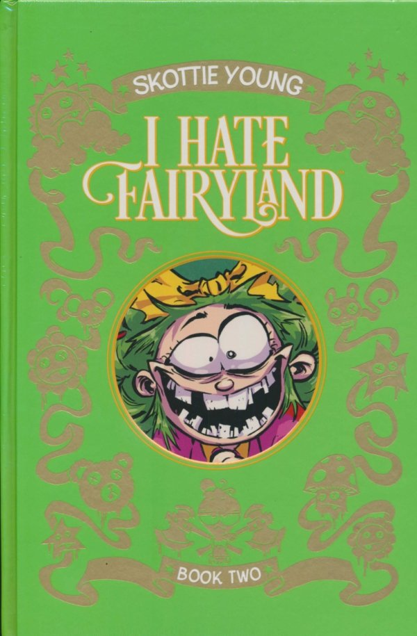 I HATE FAIRYLAND VOL 02 HC