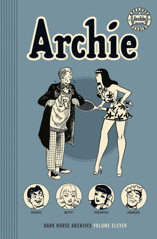 ARCHIE ARCHIVES VOL 11 HC *