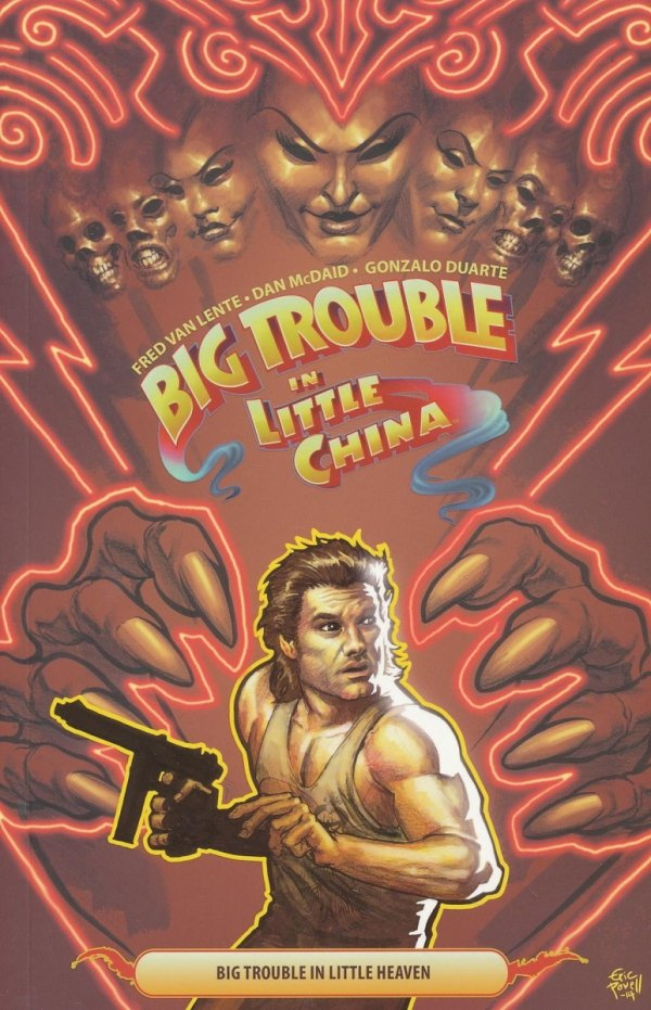 BIG TROUBLE IN LITTLE CHINA VOL 05 SC