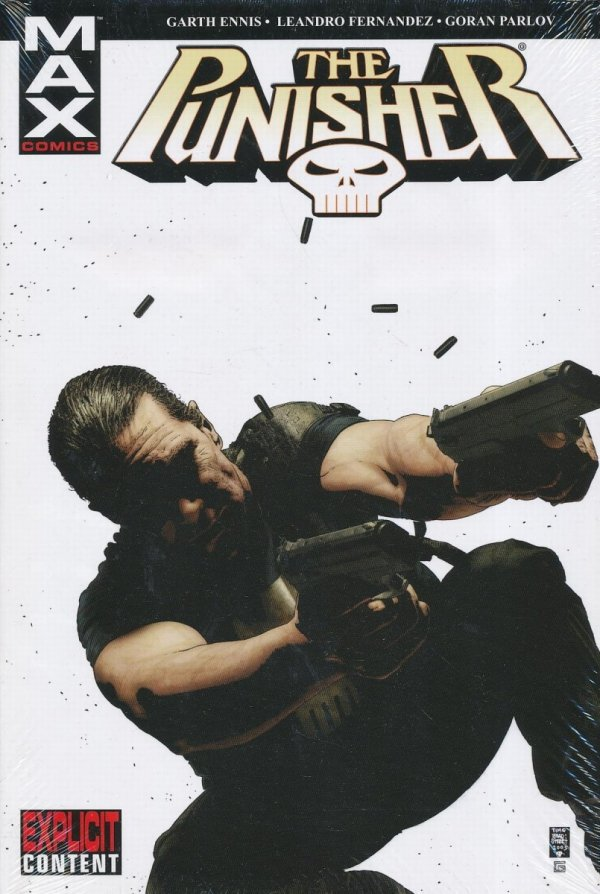 PUNISHER VOL 03 HC (MAX)