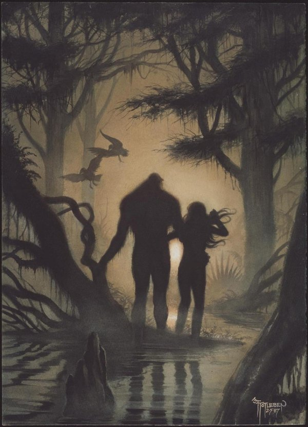 ABSOLUTE SWAMP THING BY ALAN MOORE VOL 3 HC