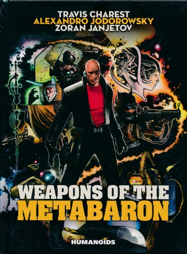 WEAPONS OF THE METABARON HC (NEW EDITION)