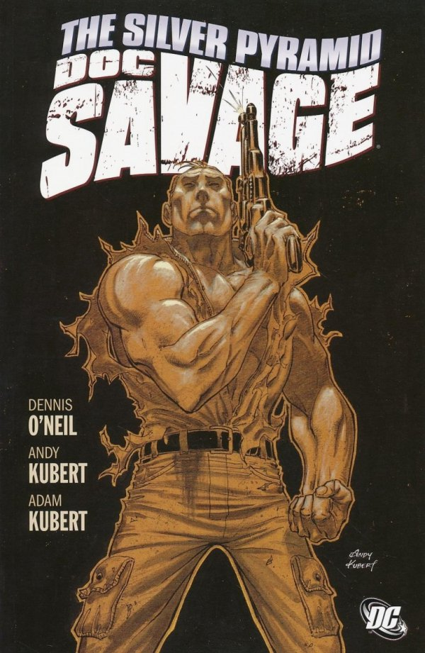 DOC SAVAGE THE SILVER PYRAMID SC