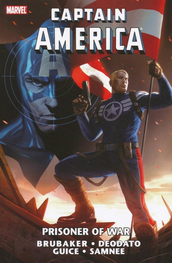 CAPTAIN AMERICA PRISONER OF WAR SC