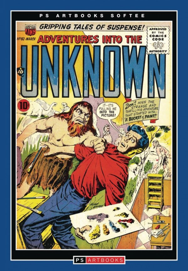ACG COLL WORKS ADV INTO UNKNOWN SOFTEE VOL 14 *