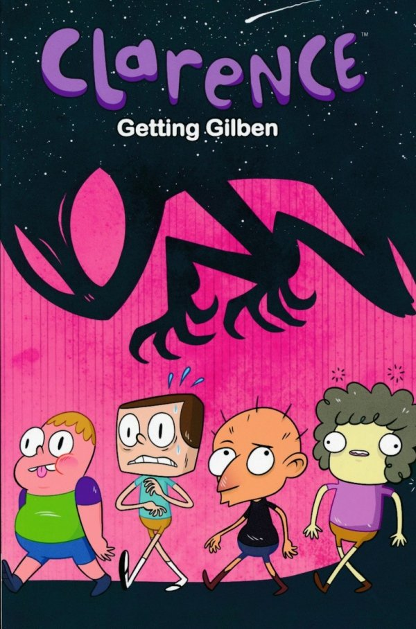 CLARENCE ORIGINAL GN VOL 02 GETTING GILBEN