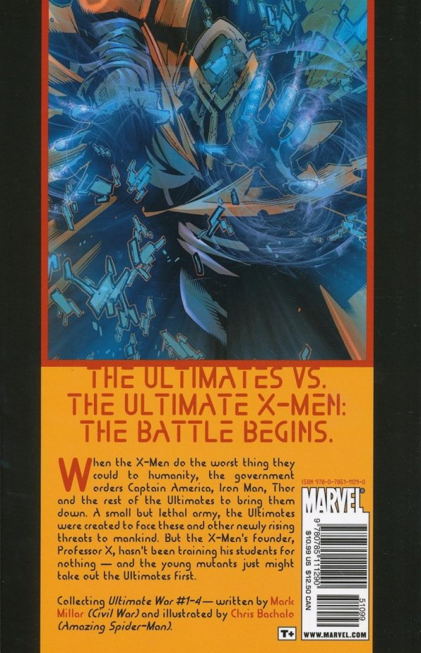 ULTIMATE X-MEN VOL 05 SC