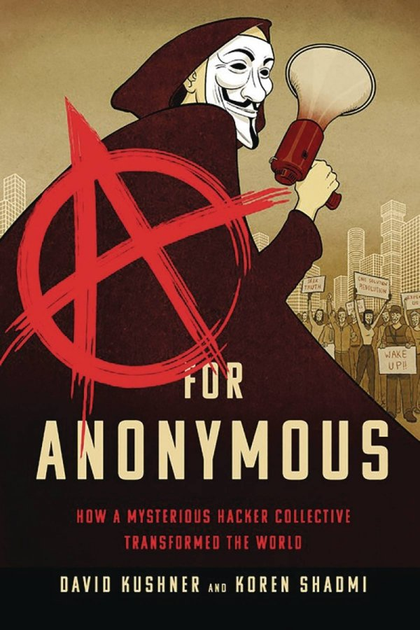 A FOR ANONYMOUS HC (PREORDER) *