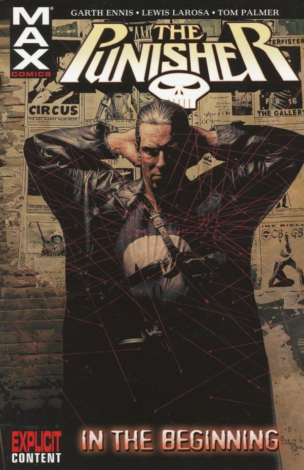 PUNISHER VOL 01 IN THE BEGINNING SC
