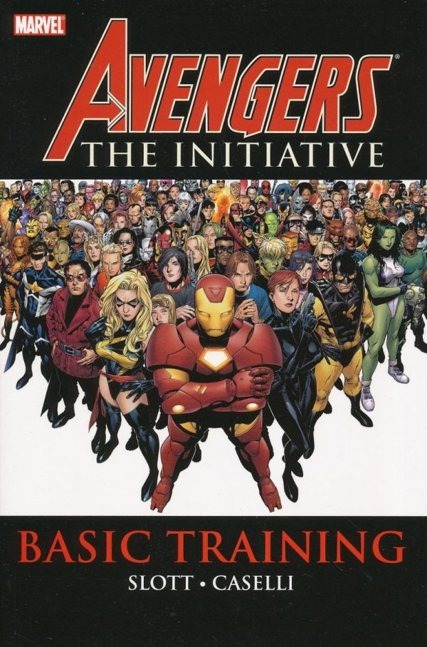 AVENGERS THE INITIATIVE VOL 01 SC