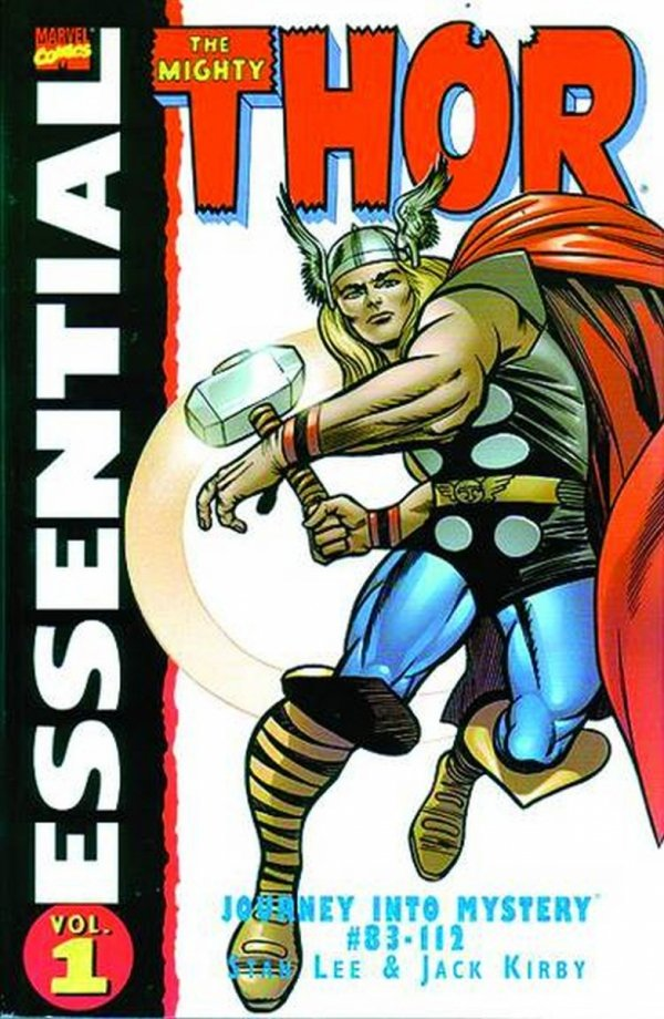 ESSENTIAL THE MIGHTY THOR VOL 01 SC (NEW EDITION) *