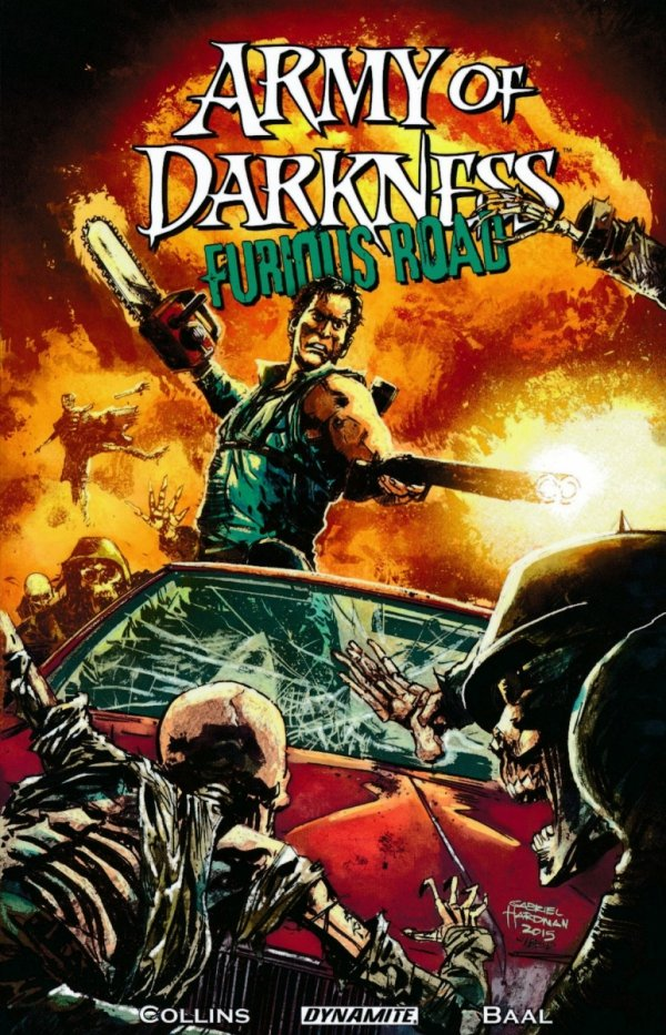 ARMY OF DARKNESS FURIOUS ROAD TP