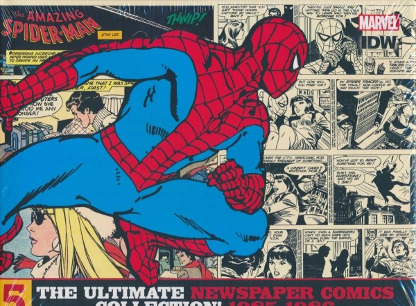 AMAZING SPIDER-MAN ULTIMATE NEWSPAPER COMICS COLLECTION VOL 05 1985-1986 HC