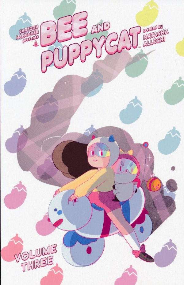 BEE AND PUPPYCAT VOL 03 SC