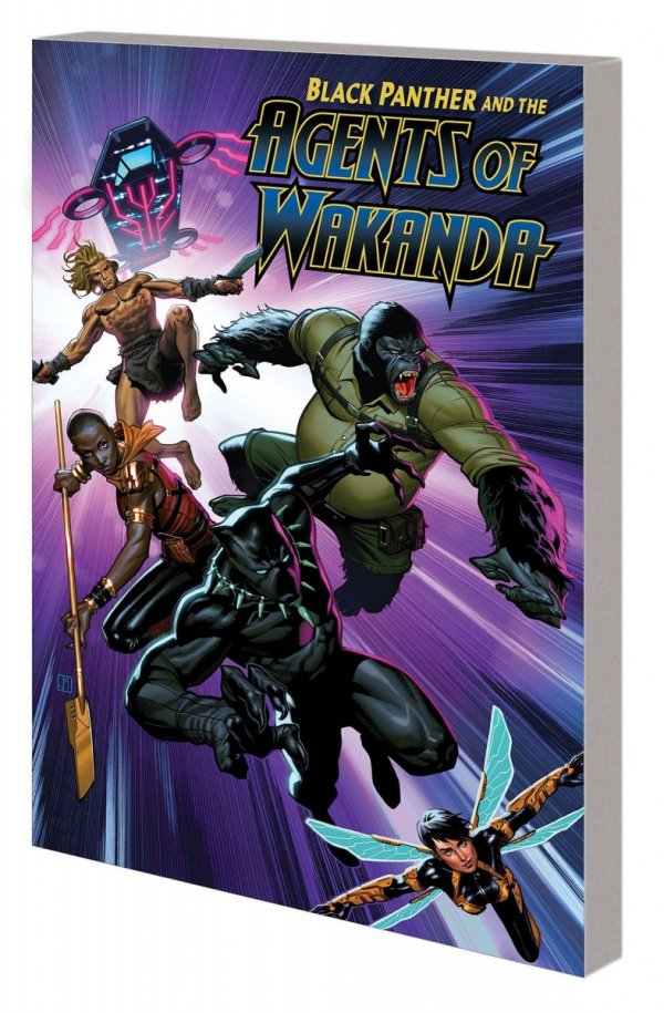 BLACK PANTHER AND AGENTS OF WAKANDA VOL 01 SC *