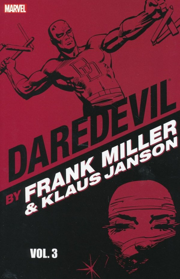 DAREDEVIL BY FRANK MILLER AND KLAUS JANSON VOL 03 SC **