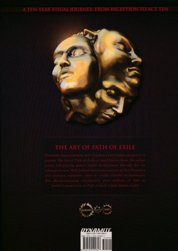 ART OF PATH OF EXILE HC *