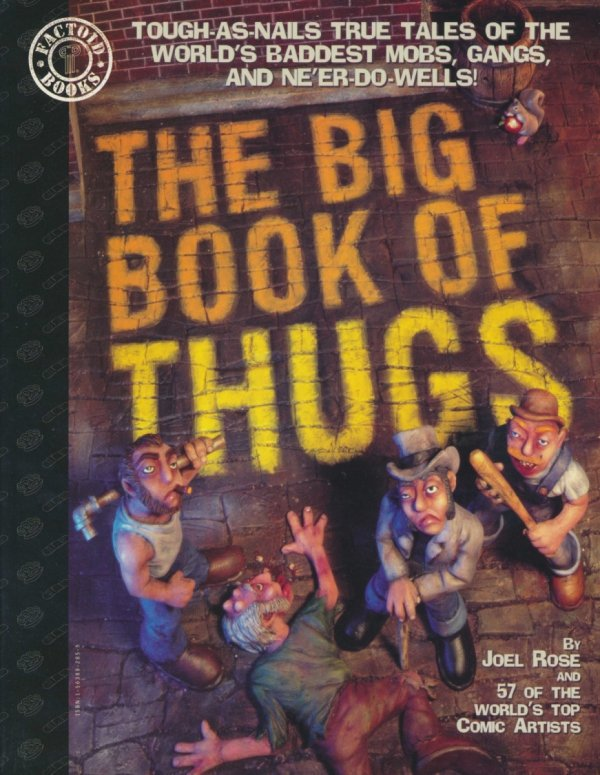 BIG BOOK OF THUGS SC