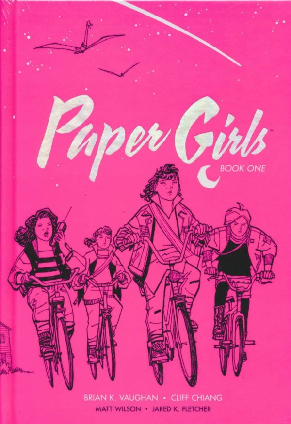 PAPER GIRLS VOL 01 HC