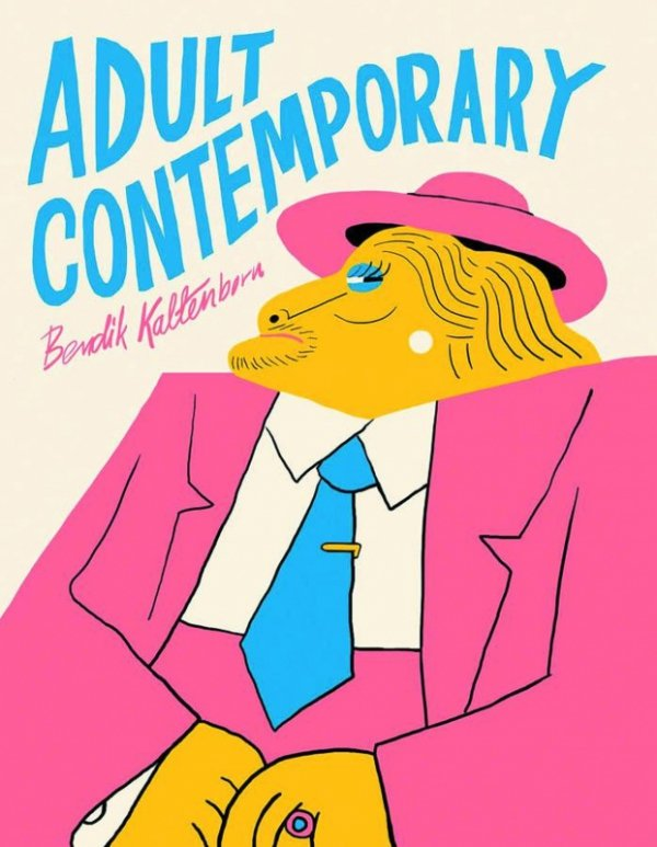 ADULT CONTEMPORARY HC *