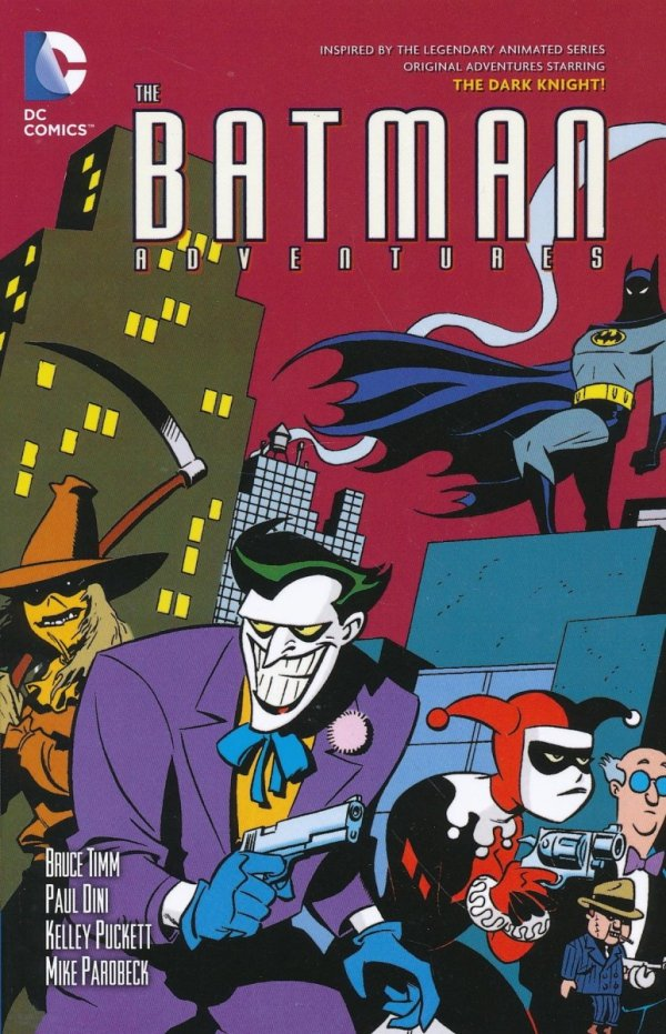 BATMAN ADVENTURES VOL 03 SC