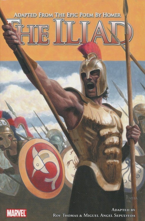 MARVEL ILLUSTRATED PREM HC ILIAD