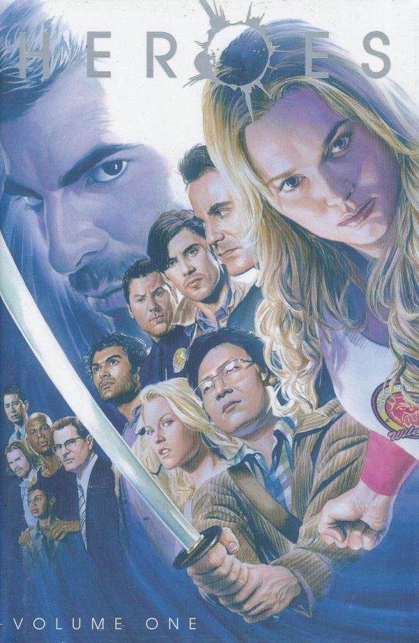 HEROES VOL 01 HC (STANDARD COVER)
