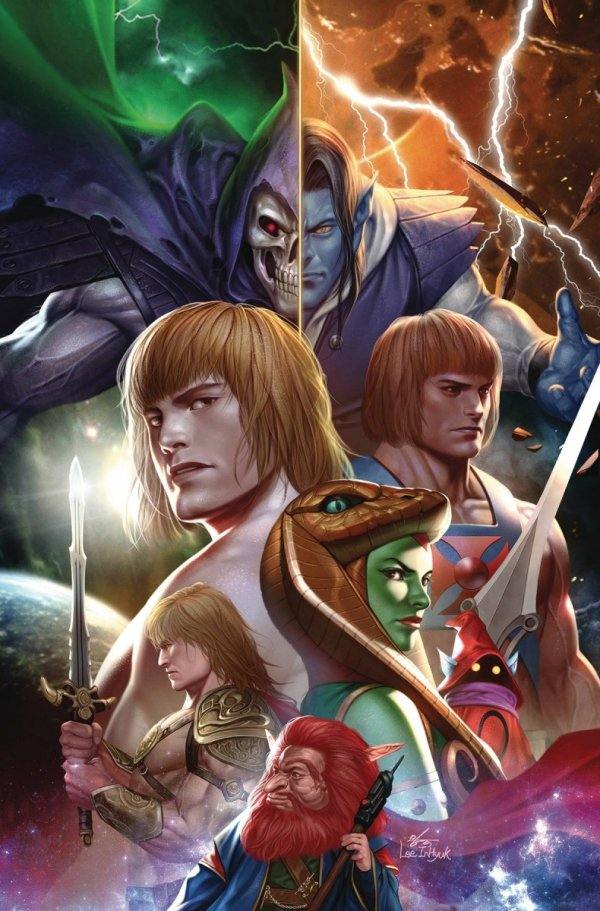HE MAN AND THE MASTERS OF THE MULTIVERSE #6 *