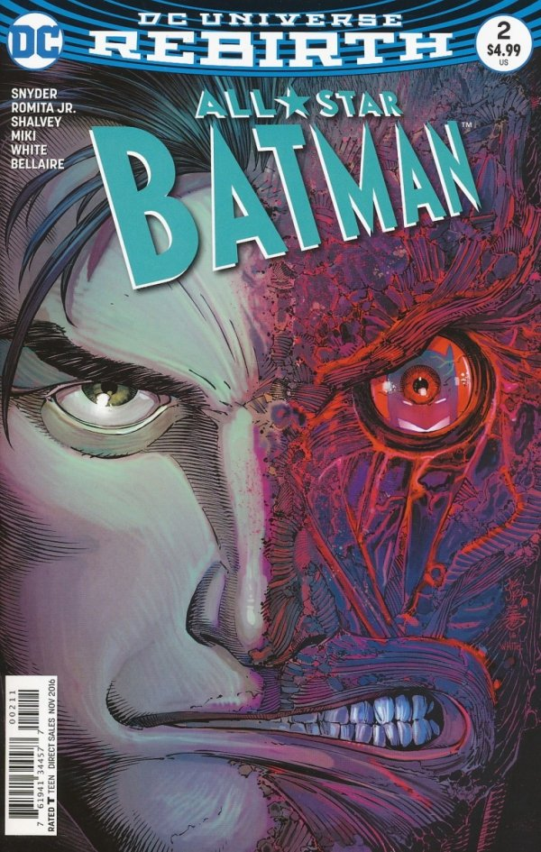 ALL STAR BATMAN #2