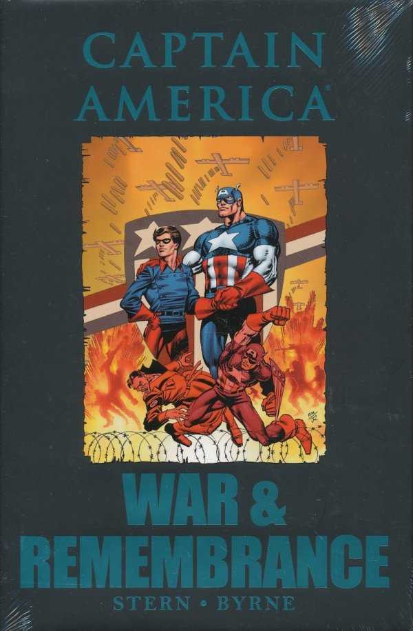 CAPTAIN AMERICA WAR AND REMEMBRANCE HC (STANDARD COVER)