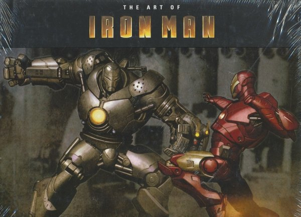 ART OF IRON MAN HC