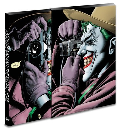 Absolute Batman: The Killing Joke (30th Anniversary Edition) HC
