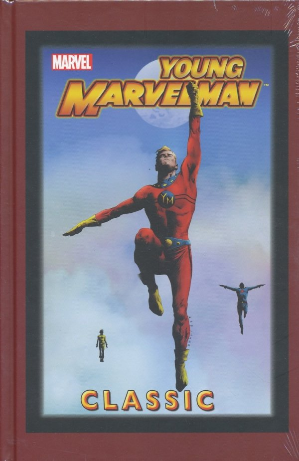 YOUNG MARVELMAN CLASSIC VOL 02 HC