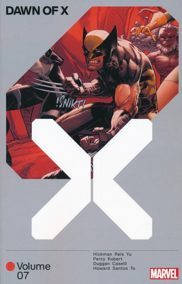 DAWN OF X TP VOL 07