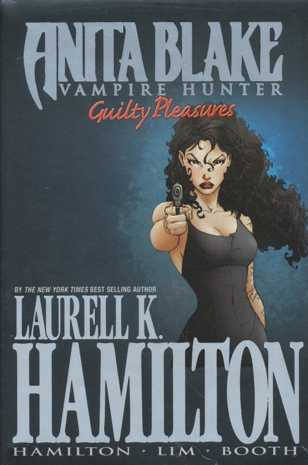 LAURELL K HAMILTONS ANITA BLAKE VAMPIRE HUNTER GUILTY PLEASURES VOL 02 HC (STANDARD COVER)