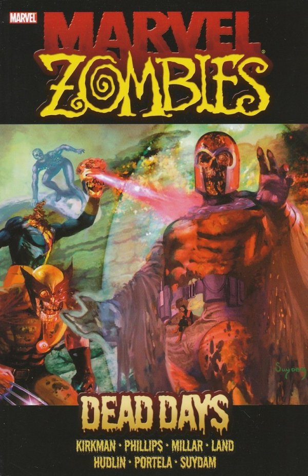 MARVEL ZOMBIES DEAD DAYS SC
