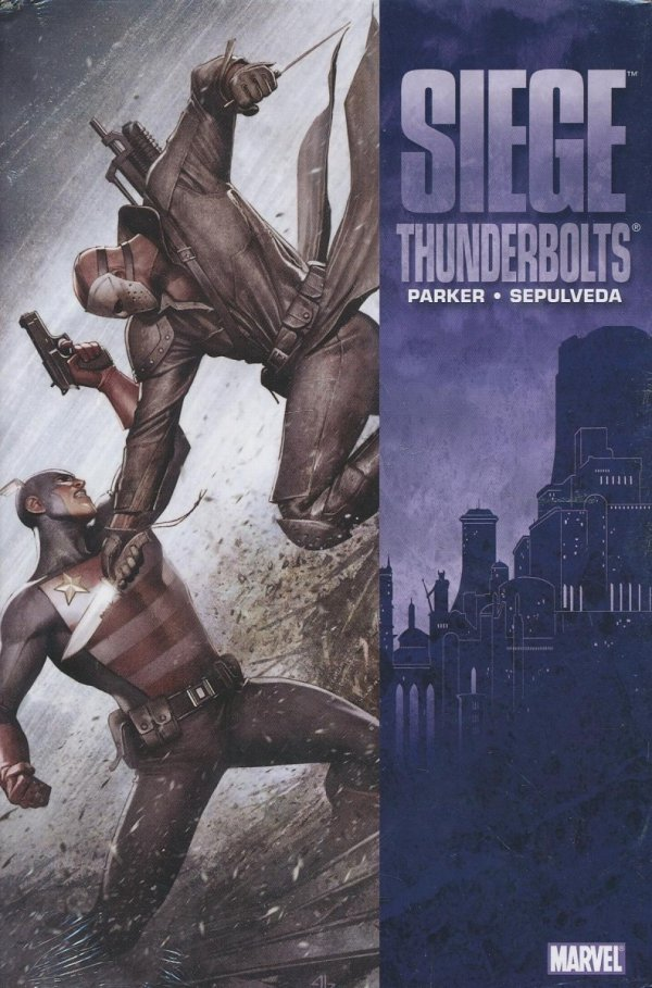 SIEGE THUNDERBOLTS HC
