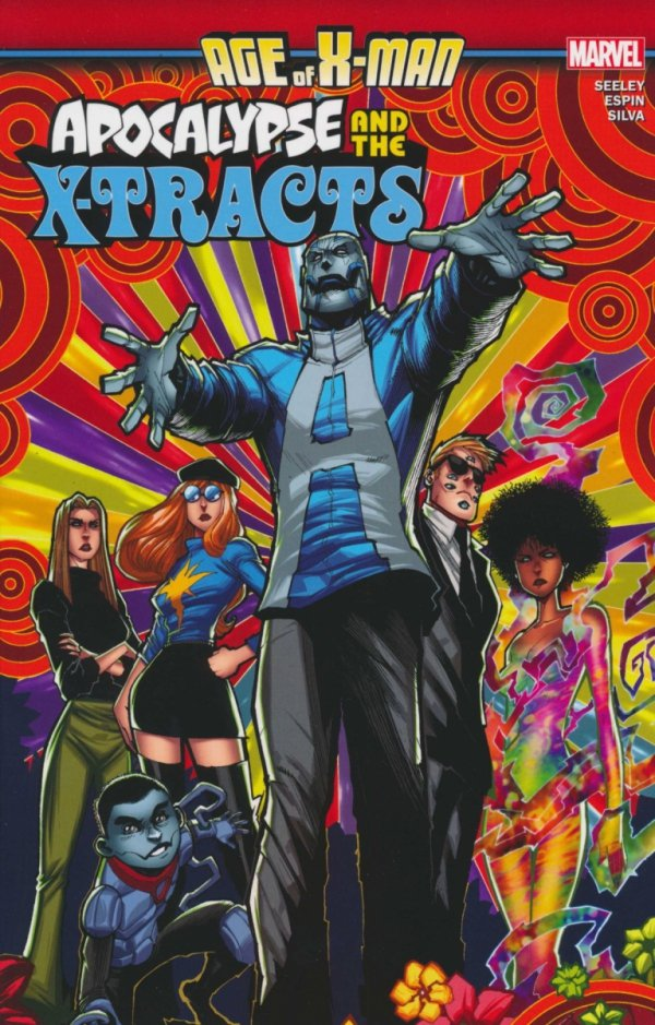 AGE OF X-MAN APOCALYPSE AND THE X-TRACTS SC