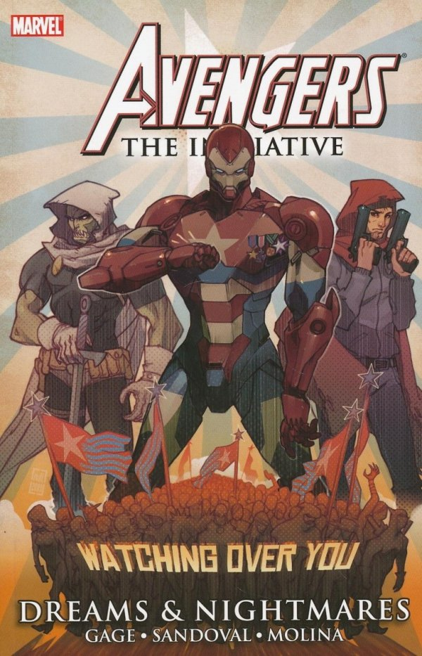 AVENGERS THE INITIATIVE DREAMS AND NIGHTMARES SC