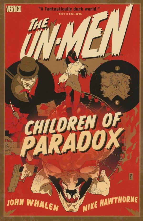 UN-MEN VOL 02 CHILDREN OF PARADOX SC