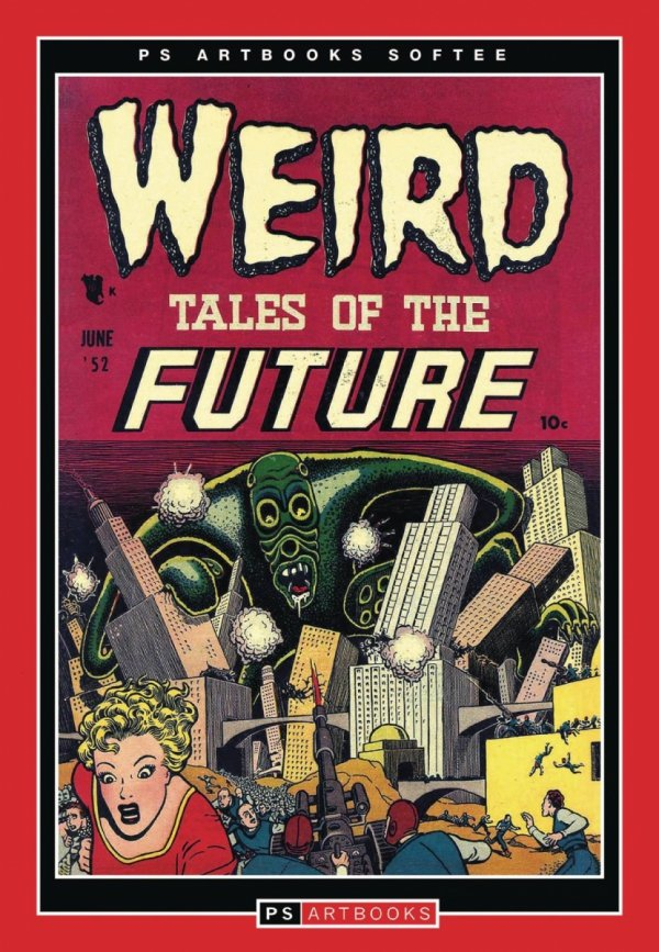 PS ARTBOOKS WEIRD TALES OF FUTURE SOFTEE VOL 01 *