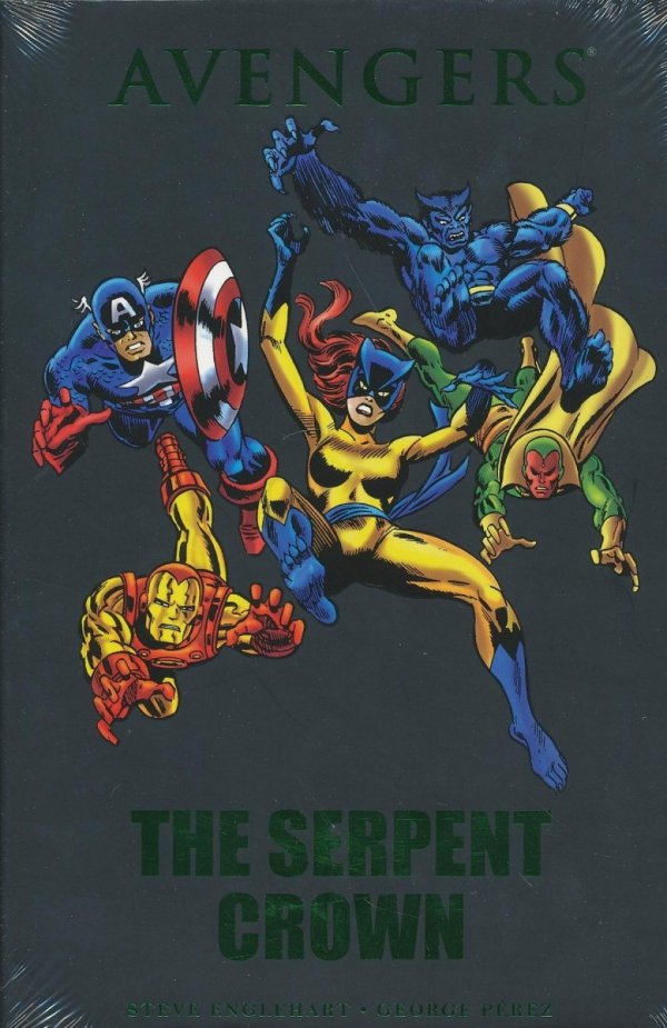 AVENGERS THE SERPENT CROWN HC (STANDARD COVER)