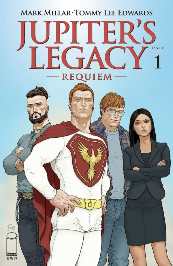 JUPITERS LEGACY REQUIEM #1 CVR B QUITELY