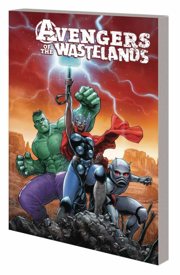 AVENGERS OF THE WASTELANDS SC *