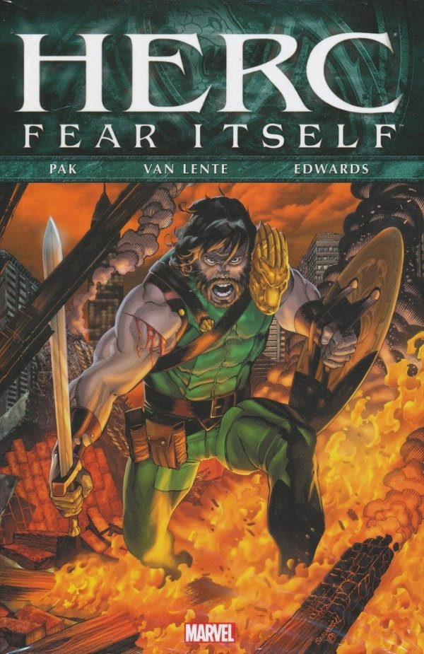 FEAR ITSELF HERC HC