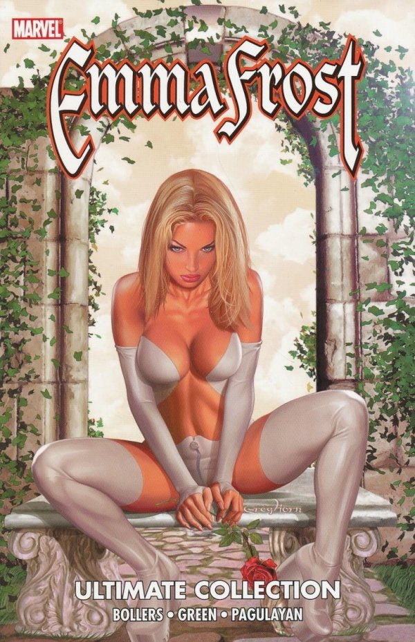 EMMA FROST ULTIMATE COLLECTION SC