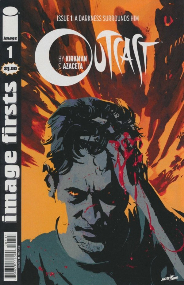 IMAGE FIRSTS OUTCAST #1