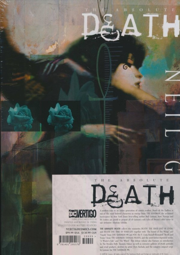 ABSOLUTE DEATH HC (BOX) (NEW EDITION)