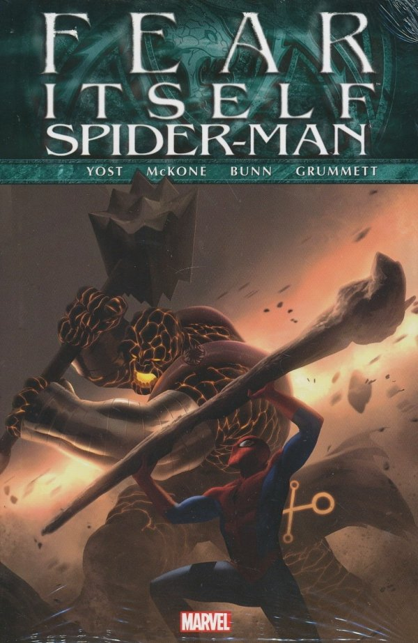 FEAR ITSELF SPIDER-MAN HC (SUPERCENA)