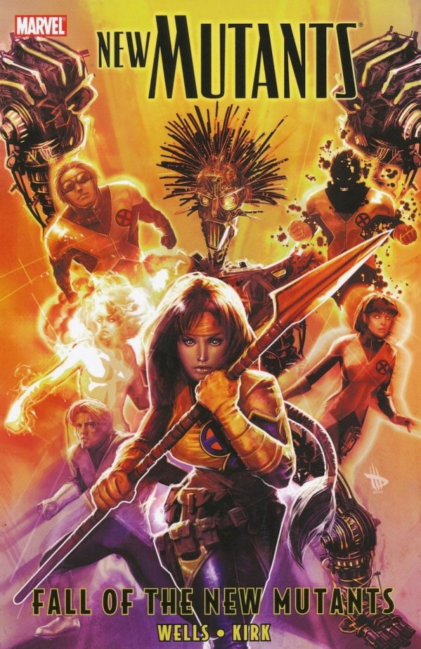 NEW MUTANTS VOL 03 FALL OF THE NEW MUTANTS SC
